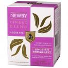 Чай черный листовой Newby Английский завтрак 100г