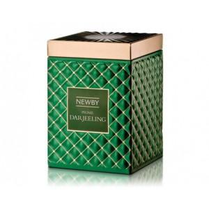 Чай черный Newby Prime Darjeeling 100г ж/б
