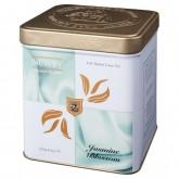 Чай зеленый листовой Newby Цветок Жасмина 125г ж/б