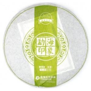 Шен пуэр Teahouse Впечатления о Мэнхае  357гр