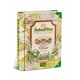 Чай улун  SebasTea Книги China ж/б 100г