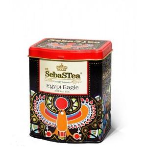 Чай травяной листовой SebasTea Egypt Eagle 100г ж/б