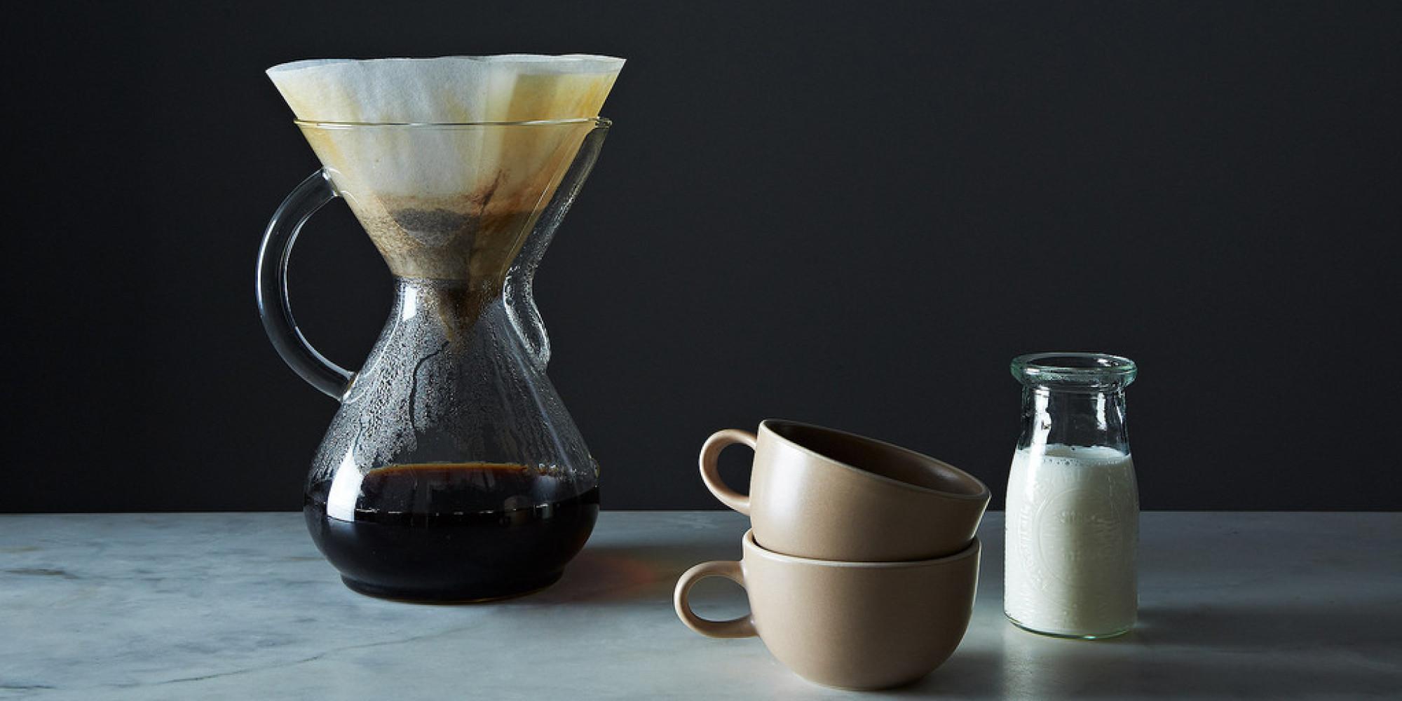 Кемекс - кофеварка