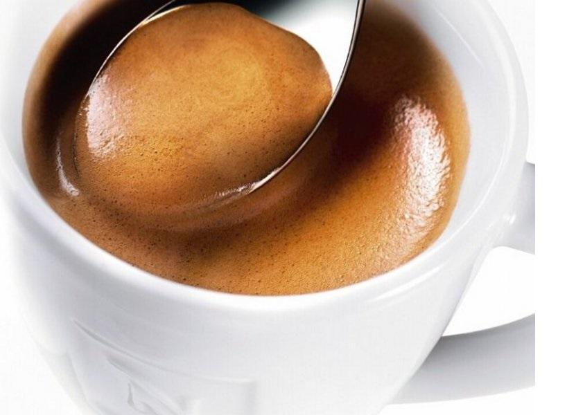 эспрессо - кофе с плотной пенкой