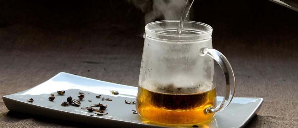 Каскара и гешир - кофейный чай
