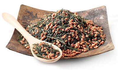 Японский чай генмайча