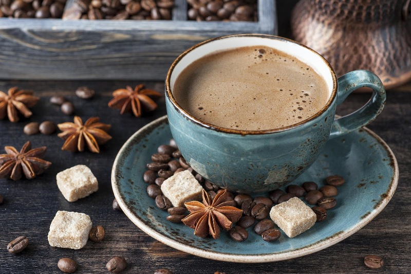 Как варить кофе в турке со специями
