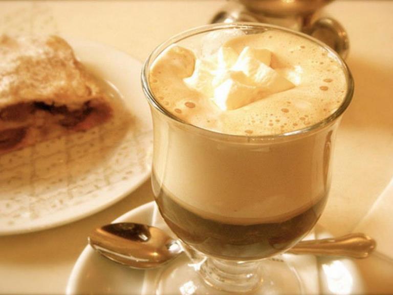 Кофе по-венски как готовить