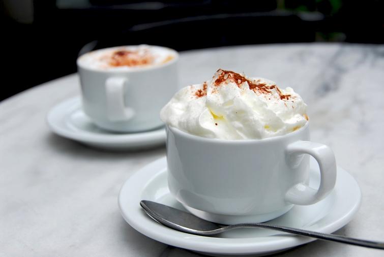 Кофе по-венски рецепты: с яйцом
